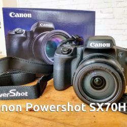 Canon Powershot SX70HS (camera review)