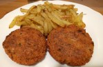 burgeri vegani la cuptor