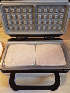 waffle maker Breville