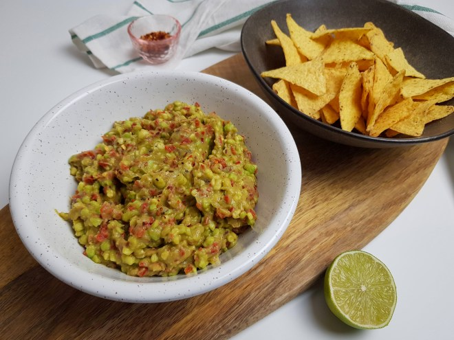 guacamole avocado