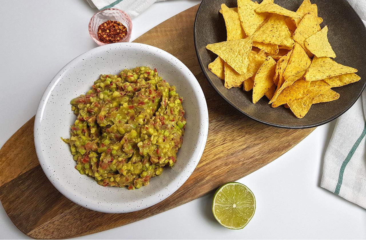 guacamole crop
