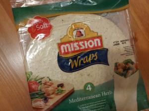 Mission wraps lipii