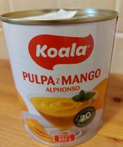 piure de mango