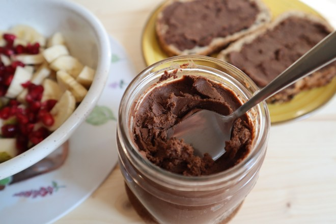 hummus ciocolata