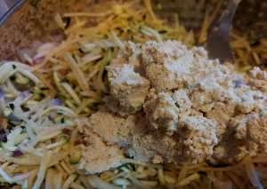 ingrediente chiftele vegetale