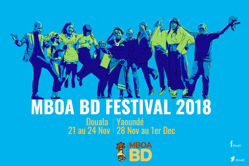 Cameroon – The 9. MBOA BD Festival 2018