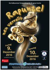 Plakat Rapunzel