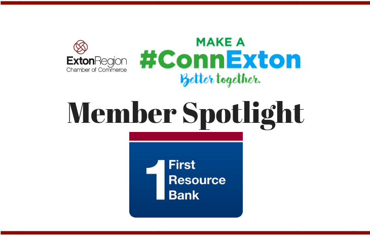 First Resource bank Member Spotlight
