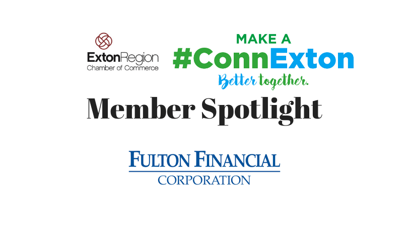 Member Spotlight Fulton Financial
