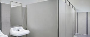 Grey ultimate privacy partitions