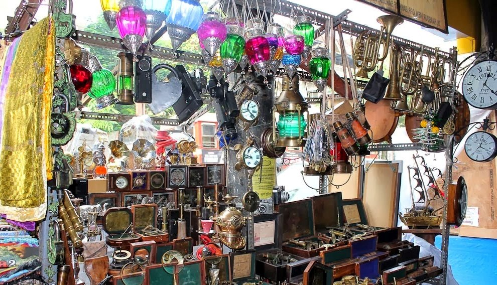 Image result for Markets and Bazaars mumbai hd images