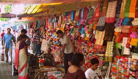 Hogg's Market Kolkata