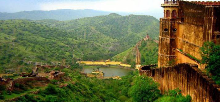 Nahargarh Fort Rajasthan