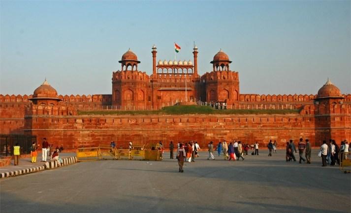 Red fort delh
