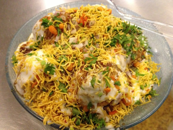 Hyderabadi Chaat