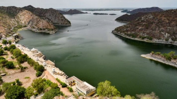 jaisamand lake Rajasthan