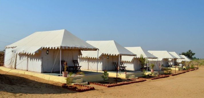 Desert Camping in Rajasthan Pushkar Fair