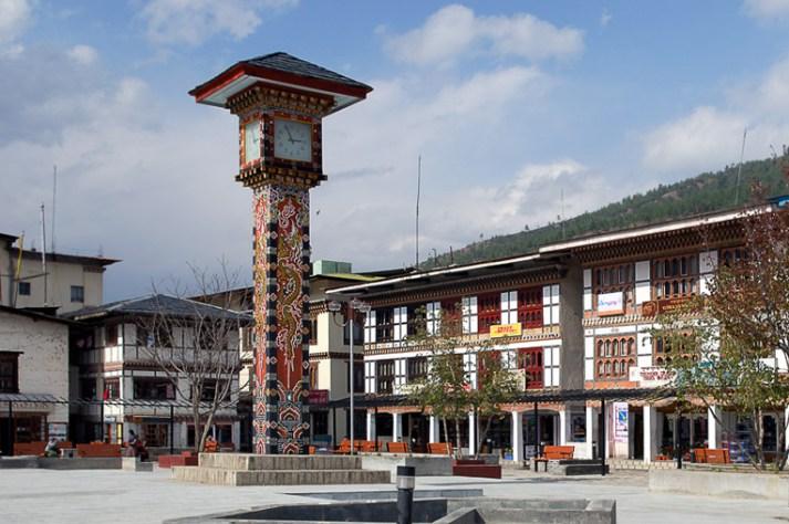 Clock Tower Square Thimphu