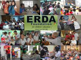 ERDA Foundation, Inc School Year 2015-2016