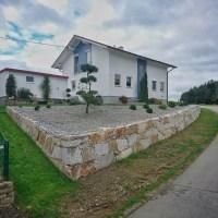 Steinmauer, Granit