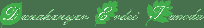Dunakanyar Erdei Iskola logo