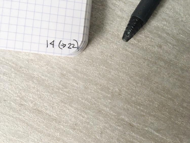 bullet journal threading