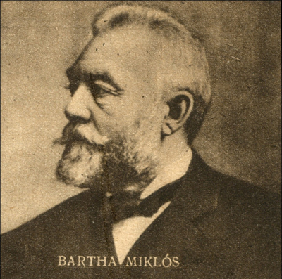 Bartha Miklós