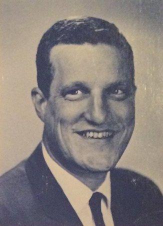 Charles R. McGimsey III (1925-2015) arcképe