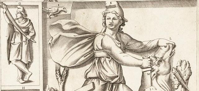 Cautes bikafejjel – egy ritka római szobor Gyulafehérvárról