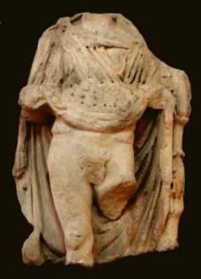 Priapus szobra a Bob utcából (ubi erat lupa adatbázis - open access)