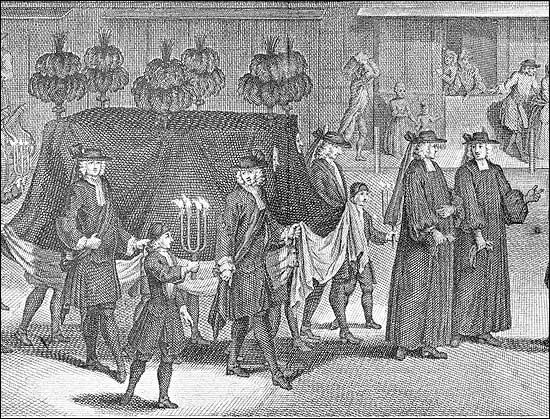 Főúri végtisztesség a 18. századi Erdélyben