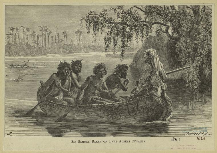 154 évvel ezelőtt fedezte fel Samuel Baker és Sass Flóra az Albert-tavat