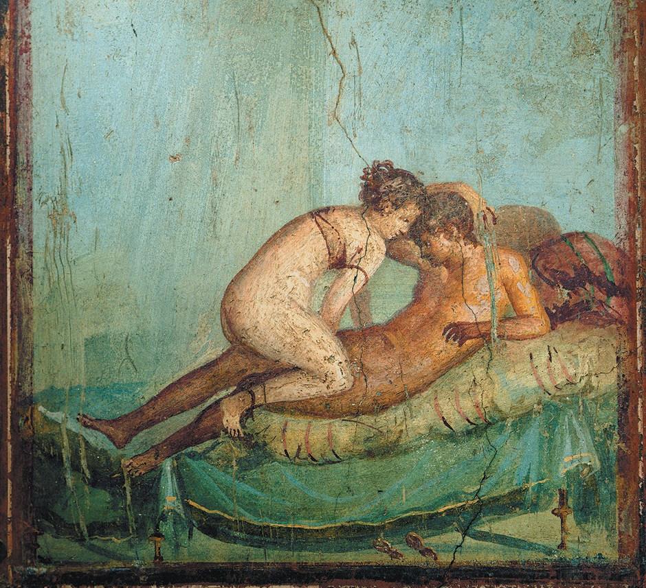 Szexualitás az ókori Rómában