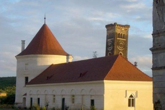 2. Az egykori konyhépület felújítva. Forrás Transylvania Trust