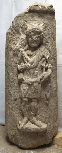Mercurius dombormű ugyanonnan (forrás: Ubi Erat Lupa Database nr.15351)