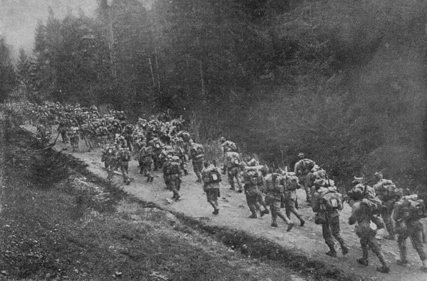 1916-román csapatok