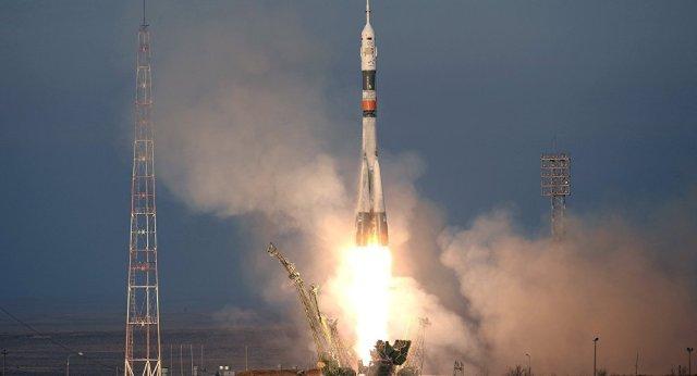 Российская ракета сгорела над Средиземным морем