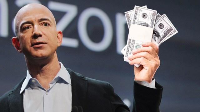 Глава Amazon — самый богатый человек мира