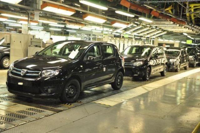 «Future Factory» Dacia Mioveni: автомобиль сходит с конвейера каждые 54 секунды