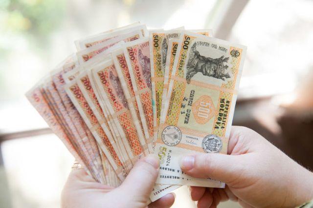 В I квартале 2018 года средняя зарплата в Кишиневе составляла около 7050 леев
