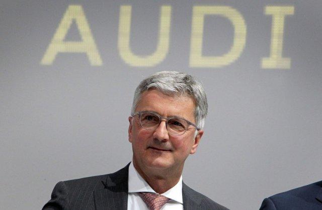Глава Audi задержан полицией за выбросы
