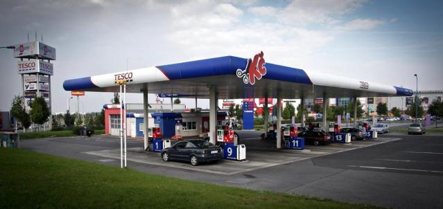 Топливо на бензозаправочных станциях в Чешской Республике дешевеет вторую неделю подряд