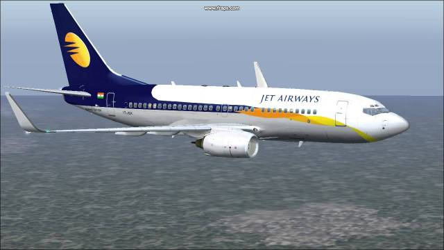 Jet Airways начала полёты между Бангалору и Гувахати