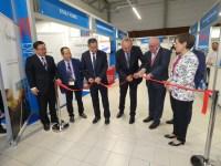 Открытие выставки Export Expo в Варшаве
