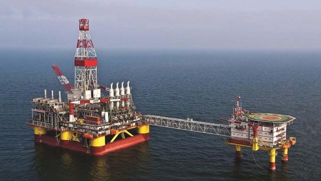 Россия начнет разработку нефтяного месторождения на Балтике