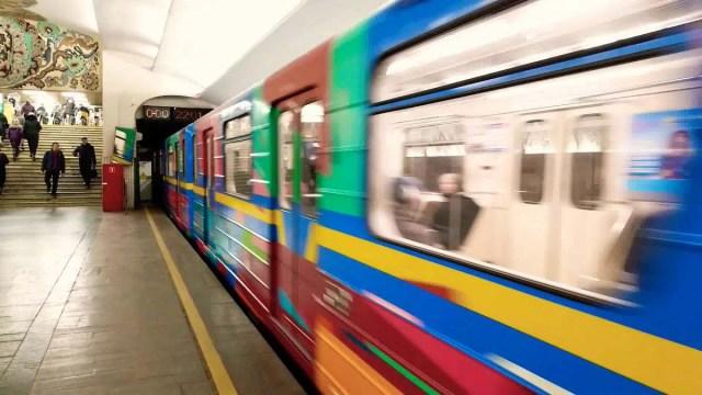 Киев переходит на е-билет