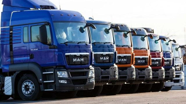В Польше может начаться производство грузовиков MAN