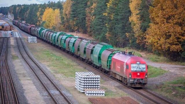 Литва хочет стать частью Шёлкового пути