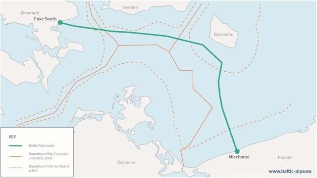 Baltic Pipe получил все разрешения, скоро строительство!