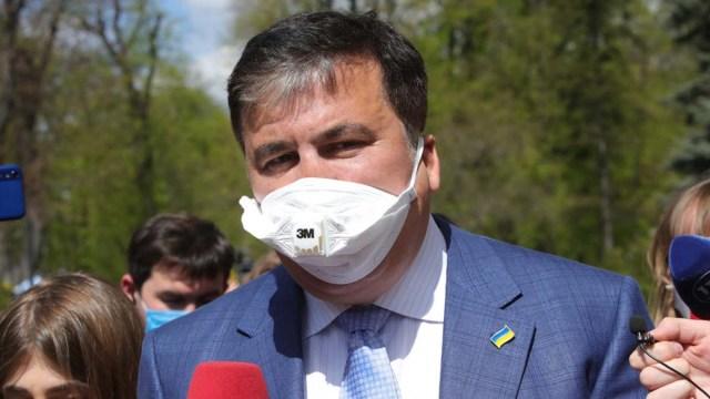 Саакашвили назначен главным по реформам в Украине